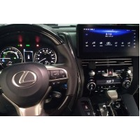 SUNE10 Plus Android system 10 core for Lexus 2013y~2020y