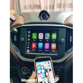 """Video interface for Chrysler,Dodge,Fiat,Maserati with 8.4"""" Carplay ,Android,Camera"""