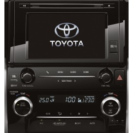 Toyota Video interface for 2015y~ Alphard 30series with  FUJITSUTEN  JBL Head Unit