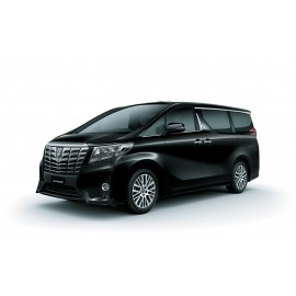Video interface for Toyota 2015y~ Alphard 30series with  FUJITSUTEN  JBL Head Unit
