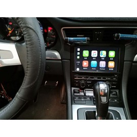 Apple Carplay / Android Auto For 2012y~ Porsche with CDR31