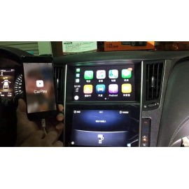 Apple Carplay / Android Auto For 2012y~ Lexus CT / ES / GS / NX / RX / LC / LX / UX