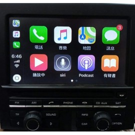 Apple Carplay / Android Auto For 2012y~ Porsche with PCM3.1