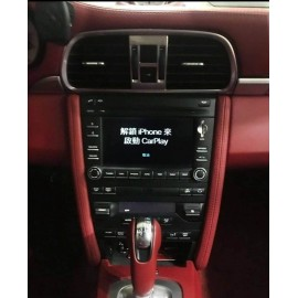 Apple Carplay / Android Auto For 2008y~ 2011y Porsche with PCM3
