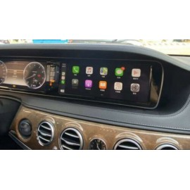 Apple Carplay / Android Auto For 2014y~ Mercedes-Benz with NTG5 / NTG5s1 system
