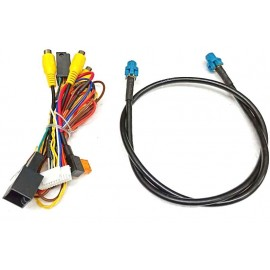 Mercedes-Benz Reverse camera module for NTG5/5.1 Audio20 comand system MB-305